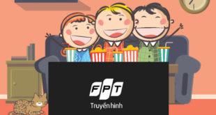 Các gói kênh trên truyền hình FPT Ninh Bình